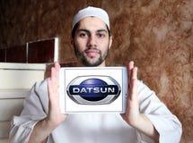 Datsun jedzie loga Obrazy Stock