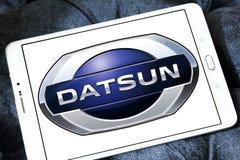Datsun jedzie loga Zdjęcia Stock