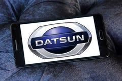 Datsun motors logo Royalty Free Stock Image