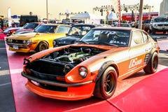 Datsun 280Z royalty free stock images