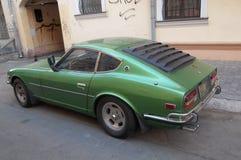 Datsun 240Z royalty free stock image