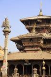 Dattatreya Temple, Bhaktapur, Nepal Stock Image