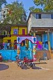 Dattatreya temple Royalty Free Stock Photos