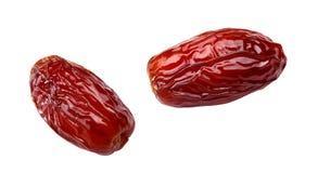 Dattel-Früchte Lizenzfreies Stockfoto