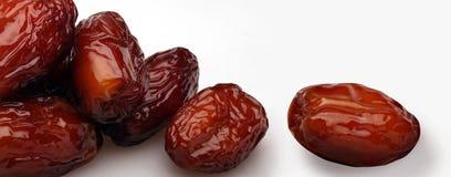 Dattelfrüchte Stockbilder