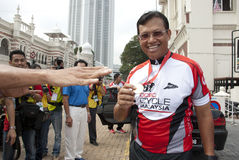 Datuk Seri Ahmad Shabery Cheek, Minister Youth Stock Image