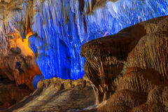 Dau vai caverna. Imagem de Stock Royalty Free