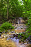 Daudas waterfall Royalty Free Stock Image