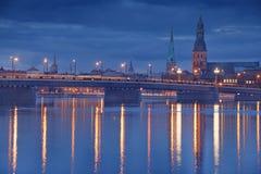 Daugava. Royalty Free Stock Photography