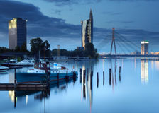 Daugava. Royalty Free Stock Image