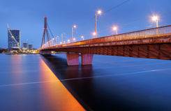 Daugava. Royalty Free Stock Images