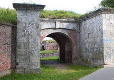 Daugavpils (Latvia) fortress Royalty Free Stock Images