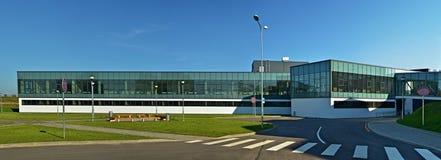 Daugavpilsuniversiteit van Letland Stock Afbeeldingen