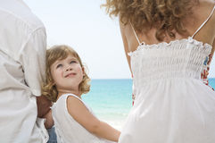 Daughter Royalty Free Stock Photography