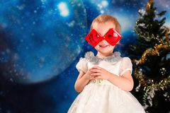 Daughter Royalty Free Stock Photo