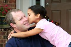 daughter father Στοκ εικόνες με δικαίωμα ελεύθερης χρήσης