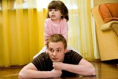 daughter father Стоковые Изображения