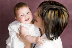 daughter mother στοκ εικόνα με δικαίωμα ελεύθερης χρήσης