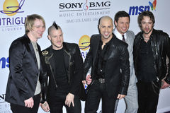 Daughtry Royalty Free Stock Photo