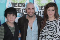 daughtry chris Royaltyfri Bild