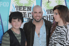 daughtry chris Arkivbilder