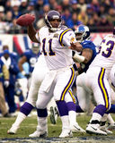 Daunte Culpepper Minnesota Vikings Royalty Free Stock Photography