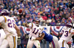 Daunte Culpepper Royalty Free Stock Images