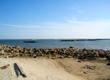 Dauphin Island Royalty Free Stock Photos