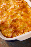 Dauphinoise Potatoes Royalty Free Stock Photography