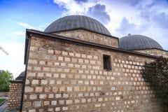 Daut巴夏哈马姆,斯科普里,马其顿 免版税库存图片