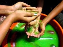 davantage de ressource de pouvoir sauvegardent l'eau Image libre de droits