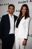 Dave Annable, Odette Annable Imagem de Stock Royalty Free