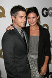 Dave Annable,Odette Yustman Stock Image