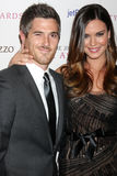 Dave Annable,Odette Yustman Royalty Free Stock Images
