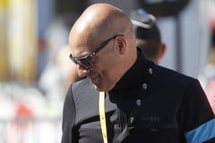Dave Brailsford  2015 Tour de France Royalty Free Stock Photos