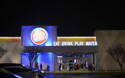 Dave and Buster`s Restaurant