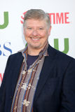 Dave Foley. LOS ANGELES - AUG 3:  Dave Foley arriving at the CBS TCA Summer 2011 All Star Party at Robinson May Parking Garage on August 3, 2011 in Beverly Hills Royalty Free Stock Photography