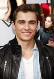 Dave Franco. At the 2014 MTV Movie Awards held at the Nokia Theatre L.A. Live in Los Angeles, USA on April 13, 2014 Stock Image