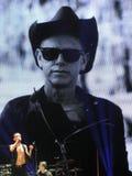Dave Gahan, Depeche mode Stock Photography