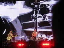 Dave Gahan and Martin Lee Gore, Depeche mode Stock Photos