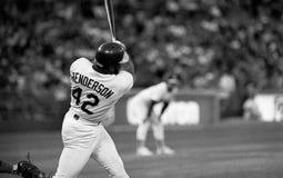 Dave Henderson Oakland Athletics arkivfoto