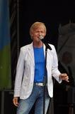 Dave i konsert Royaltyfri Foto