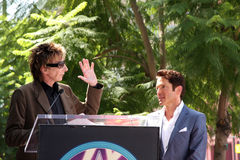 Dave Koz,Barry Manilow Stock Photos