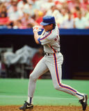 Dave Magadan New York Mets. Stock Photography