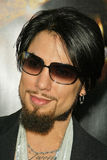 Dave Navarro Royalty Free Stock Photo