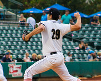 Dave Palladino, Charleston RiverDogs Royalty Free Stock Photo
