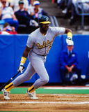 Dave Parker, Oakland A's Royalty-vrije Stock Afbeelding