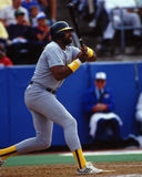 Dave Parker, Oakland A's Royalty Free Stock Photography