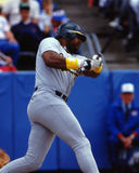 Dave Parker, Oakland A's Royalty Free Stock Photos