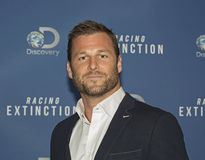 Dave Salmoni:  Celebrity Animal Trainer Royalty Free Stock Photography